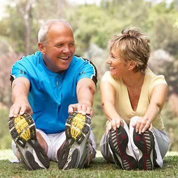 Functional Nutrition Acworth GA Senior Active Couple