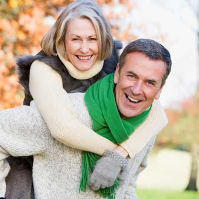 Functional Nutrition Acworth GA Senior Couple
